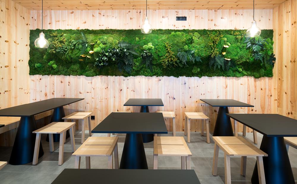 Quartosala lojas design e servi os de decora o em - Interiores de restaurantes ...